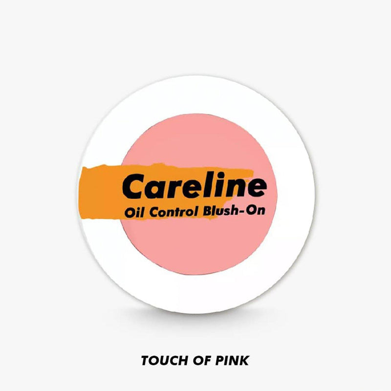 Careline Single Blush-On - 3 Touch Of Pink - Southstar Drug