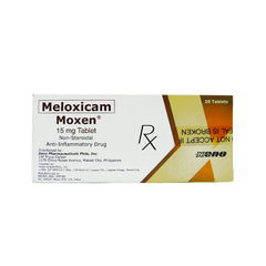 Moxen 15 mg Tablet - 20s
