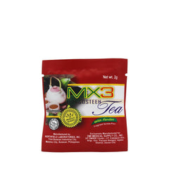 MX3 Mangosteen Tea with Pandan Sachet 2 g - 20s