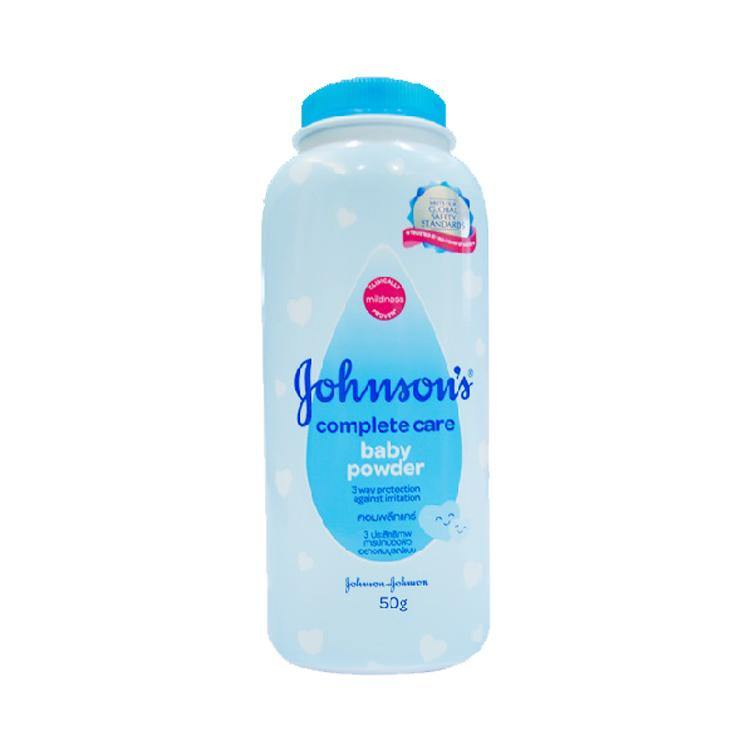 Johnson's Baby Powder Complete Care 50 g