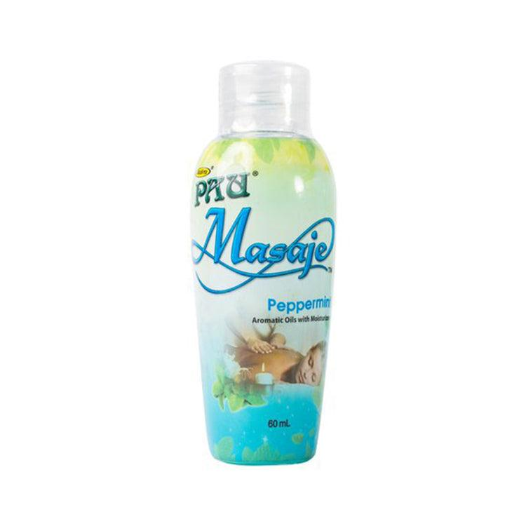 Pau Masaje Oil Peppermint 60 ml