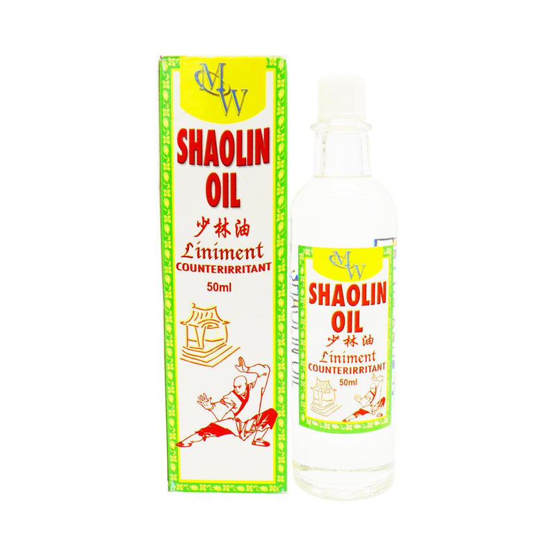 Shaolin Oil 50 ml Liniment
