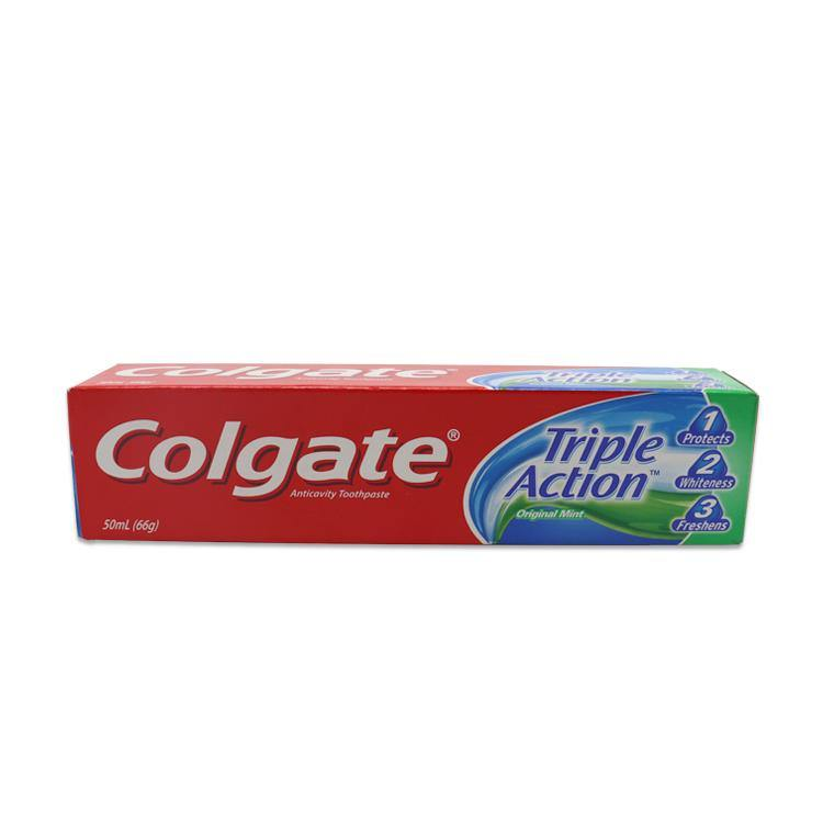 Colgate Tooth  Paste Triple Action 50 ml Tube
