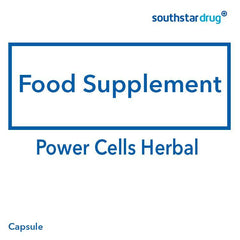 Power Cells Herbal Capsule - 20s