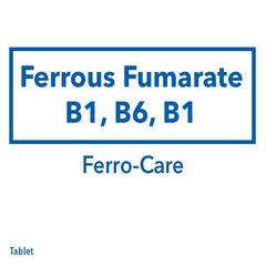 Ferro - Care Tablet - 20s