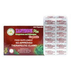 Xanthone Plus 550 mg Capsule - 20s