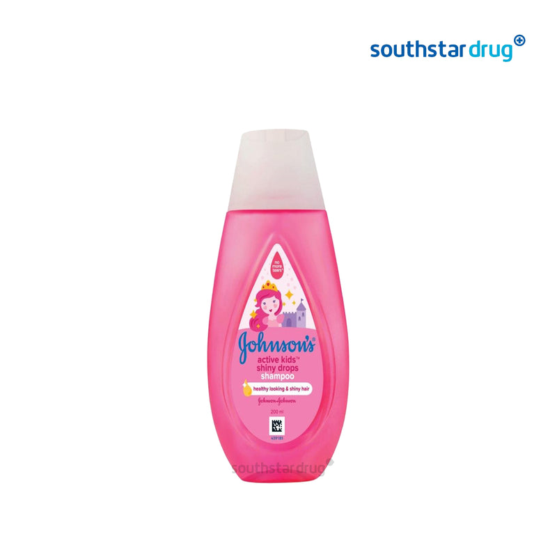 Johnson's Active Kids Shiny Drops Shampoo 200 ml