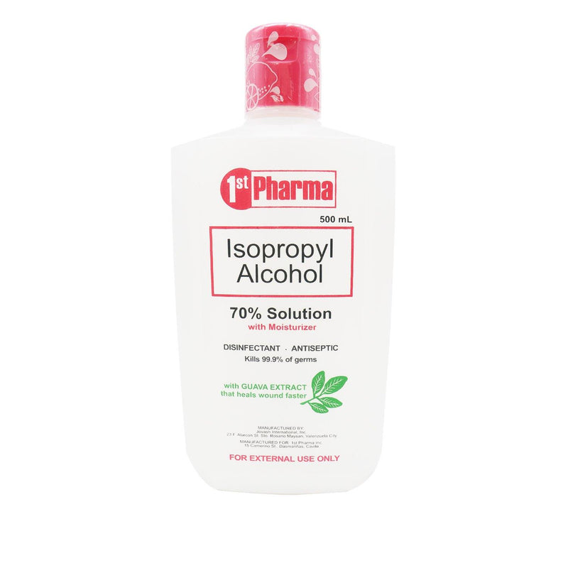 1st Pharma Guava Alcohol 70 % 500 ml