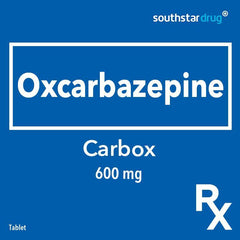 Rx: Carbox 600 mg Tablet