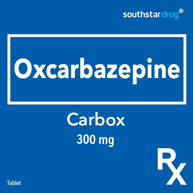 Rx: Carbox 300 mg Tablet