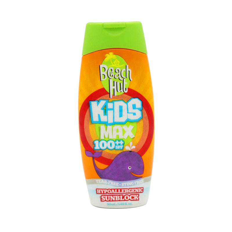 Beach Hut Kids Max SPF 100 Sunblock Lotion 50 ml - Southstar Drug