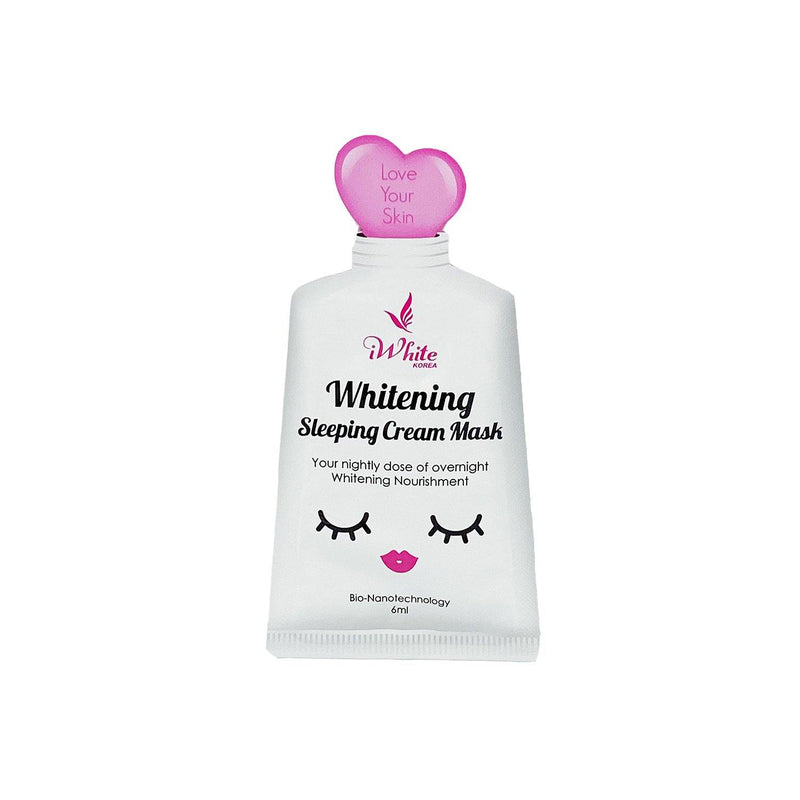 iWhite Korea Whitening Sleeping Cream Mask 6 ml