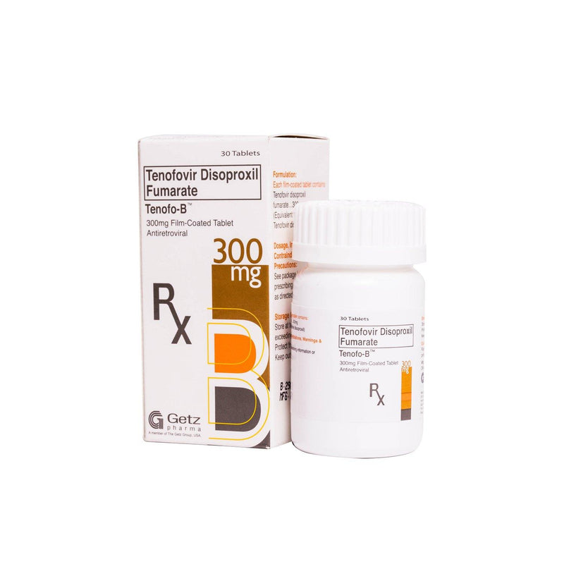Rx: Tenofo B 300 mg Tablet