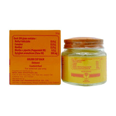 Golden Cup Balm 50 g Ointment