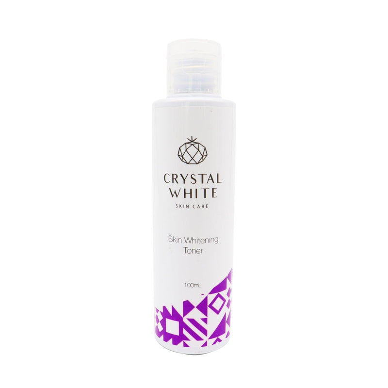 Crystal White Skin Whitening 100 ml Toner