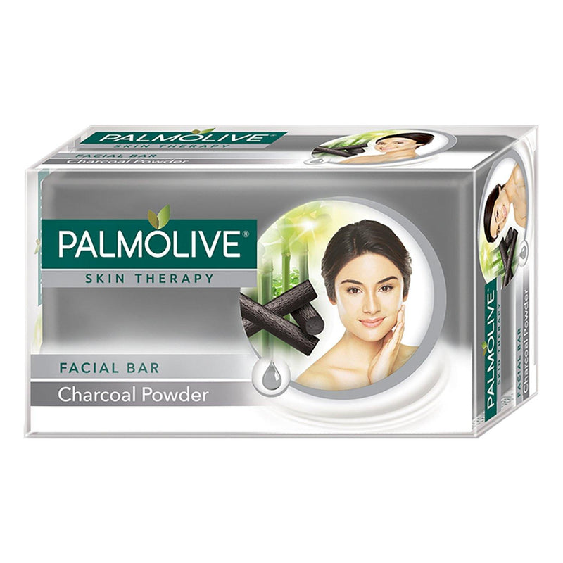 Palmolive Skin Therapy Charcoal Powder Soap 130 g