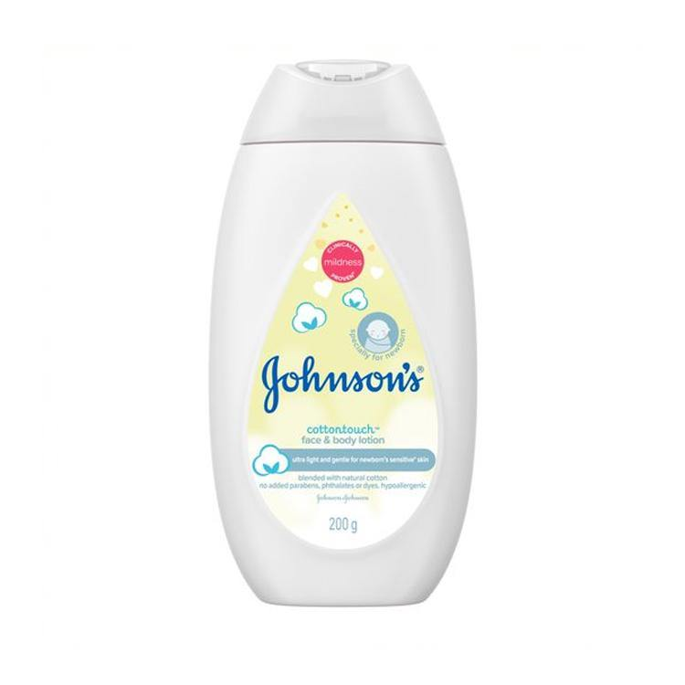 Johnson's Baby Lotion Cotton Touch 200 ml