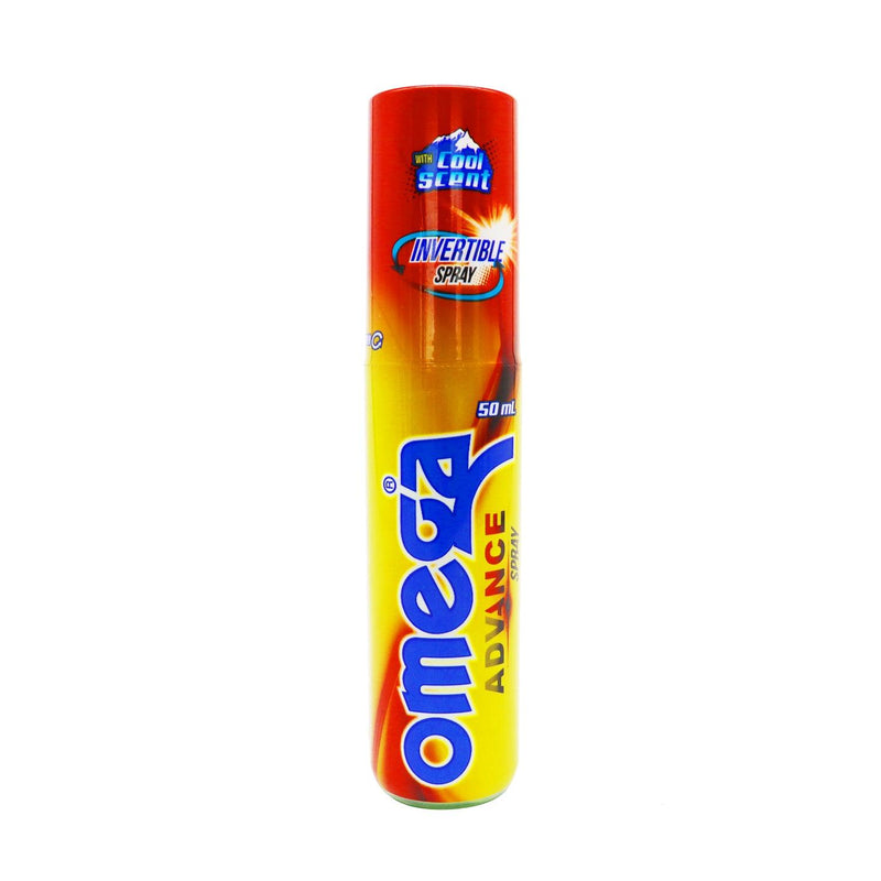 Omega Advance Cool Scent 50 ml Spray