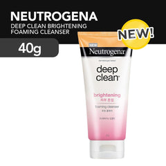 Neutrogena Deep Clean Brightening 40 g