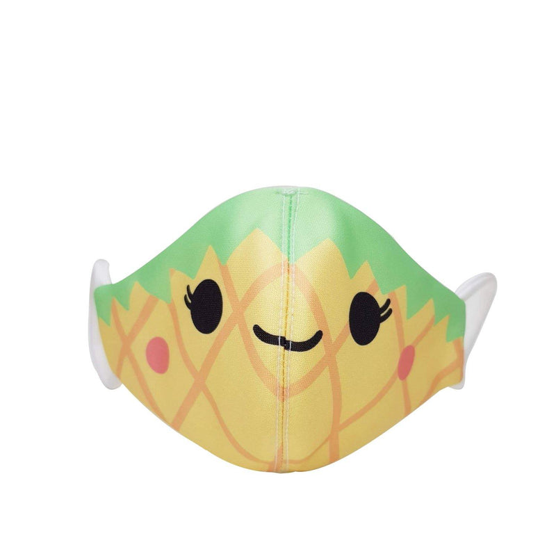 Erin Apparel Kids Pineapple Face Mask