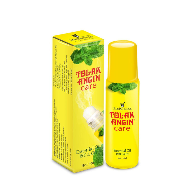 Tolak Angin Care Essential Oil Roll on 10 ml