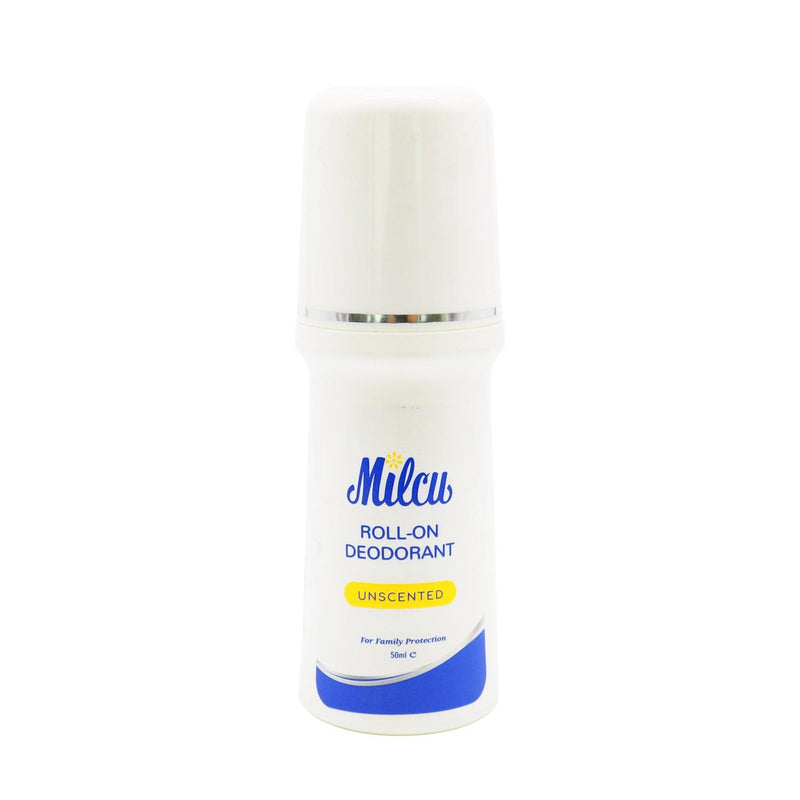 Milcu Unscented 50 ml Roll on Deodorant