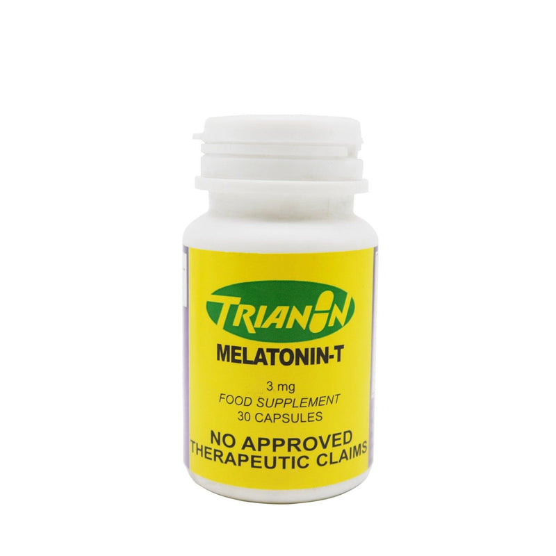 Melatonin - T 3 mg Capsule - 30s
