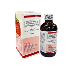 Polynerv 120 ml Syrup