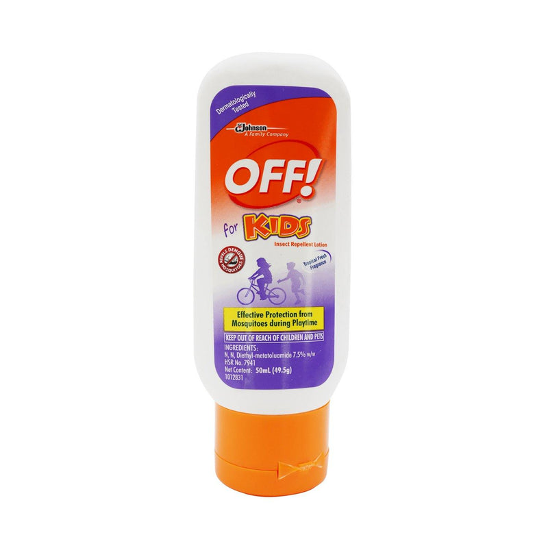 Off Kids Lotion 50 ml
