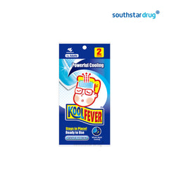 Koolfever Cooling Gel Sheets Adult - 2S