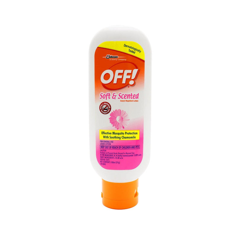 Off Soft & Scented Lotion 100 ml - Southstar Drug