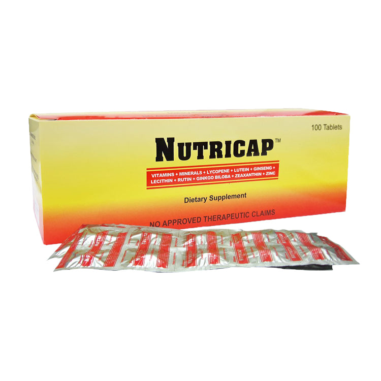 Nutricap Tablet - 20s
