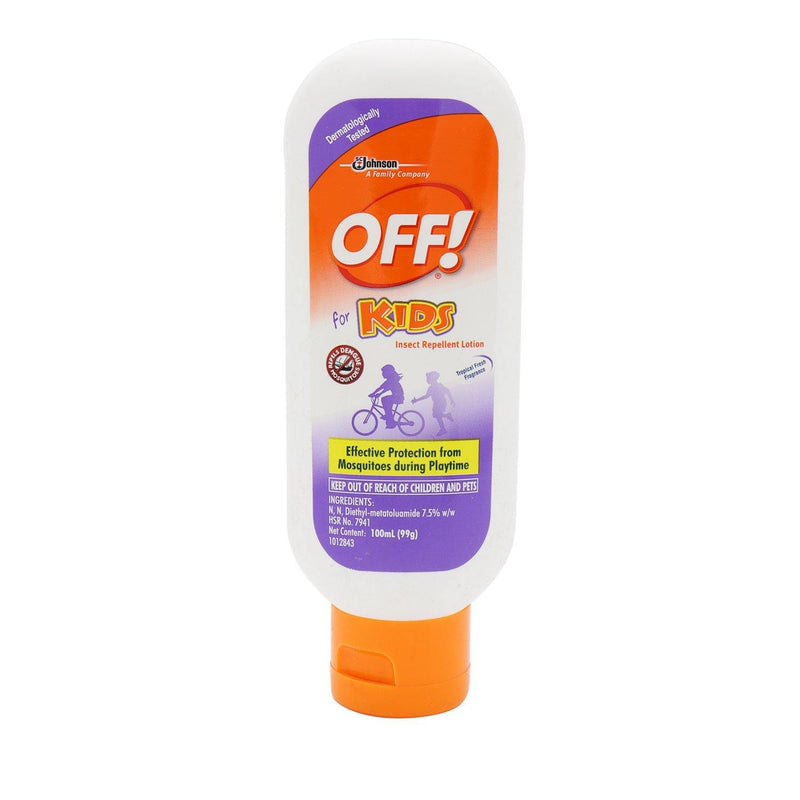 Off for Kids Lotion 100 ml - Southstar Drug