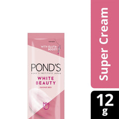 Pond's White Beauty Super Cream Moisturizer for Normal Skin 12 g