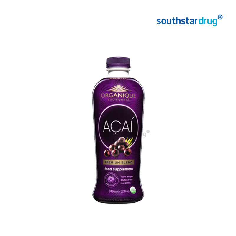 Organique Acai Premium Bottle 1000 ml