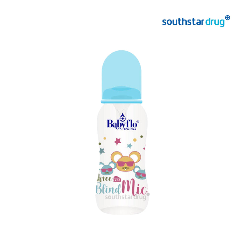 Babyflo Feeding Bottle Nursery 9oz