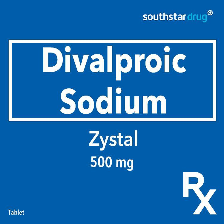 Rx: Zystal 500 mg Tablet