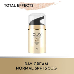 Olay Skin Total Effects 7 in One Day Cream Gentle 50 g - Southstar Drug