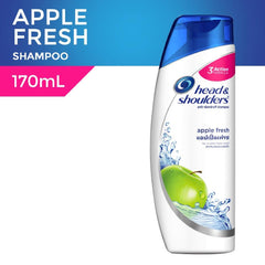 Head & Shoulders Apple Fresh Shampoo 170 ml