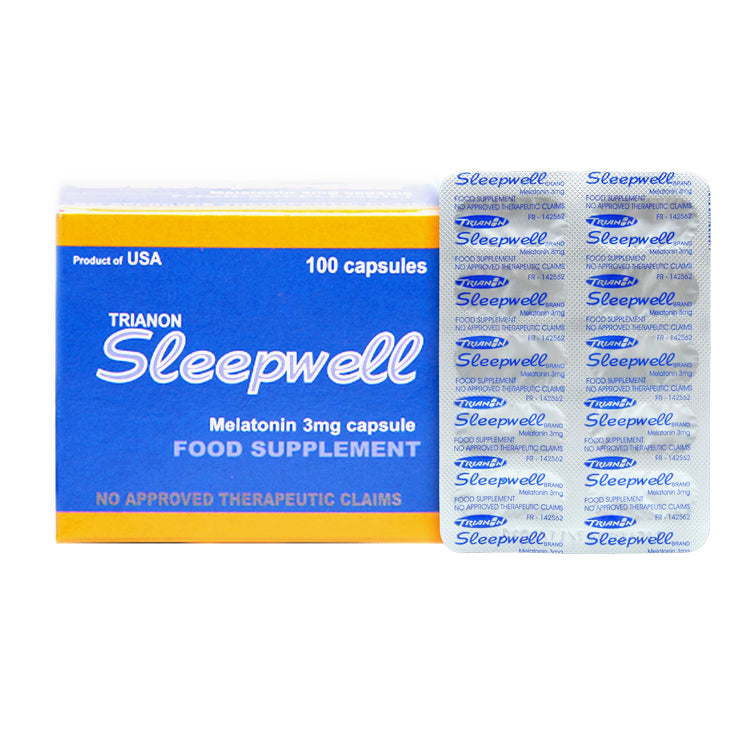 Sleepwell 3 mg Capsule - 20s