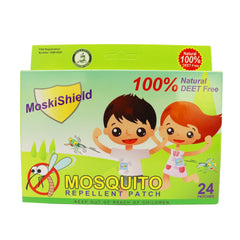 Moskishield Mosquito Patch - 24s
