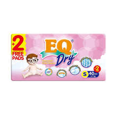 EQ Dry Small Diaper - 40s - Southstar Drug
