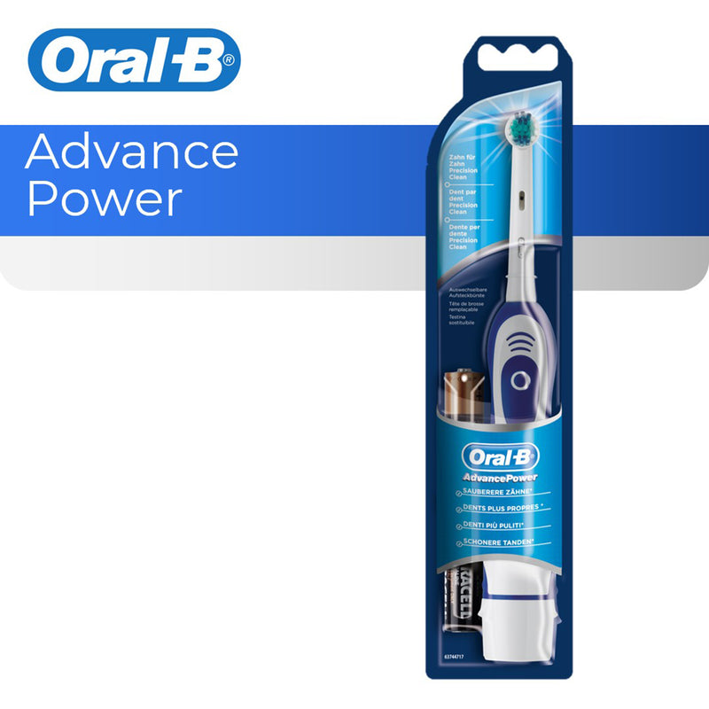 Oral B Advance Power Battery Powered Toothbrush