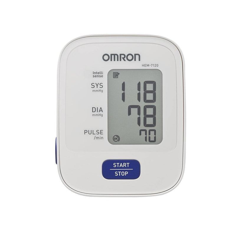 Omron HEM 7120 Automatic Blood Pressure Monitor