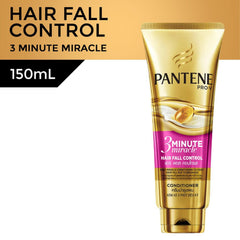 Pantene 3-Minute Miracle Hair Fall Control Intensive Conditioner 150 ml