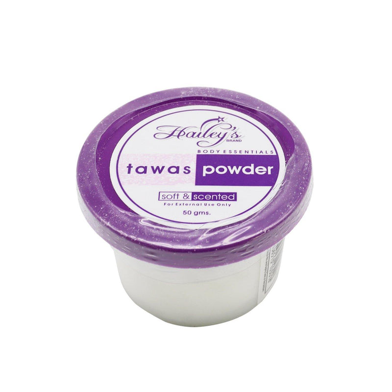 Haileys Tawas Powder Soft & Scented 50 g