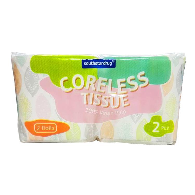 Southstar Drug Coreless Twin Tissue 2 Ply - Southstar Drug