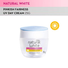 Olay Skin Natural White Pinkish Fairness with UV Protection Whitening Cream 25 g - Southstar Drug