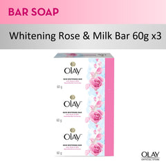 Olay Rose & Milk Bar (3 for 69) 3x60 g