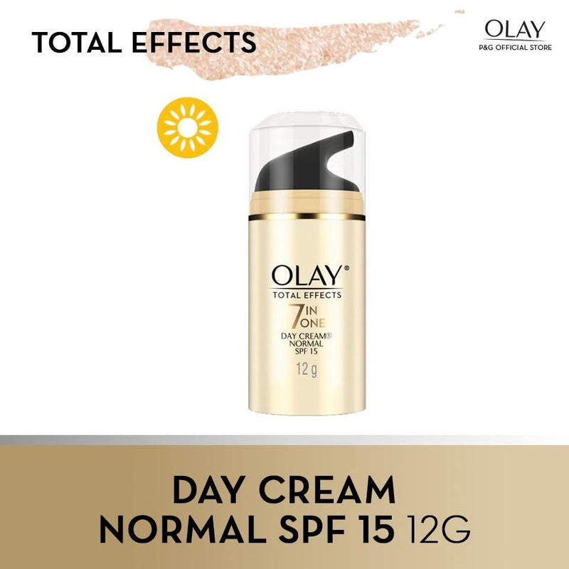Olay Skin Total Effects 7 in One Day Cream Normal Spf 15 12 g